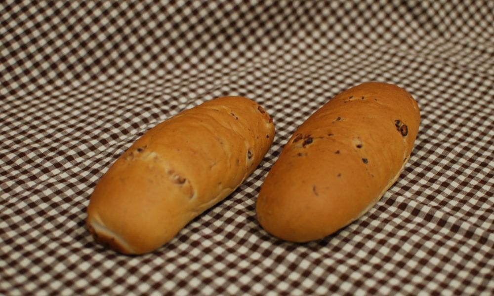 甘納豆パン